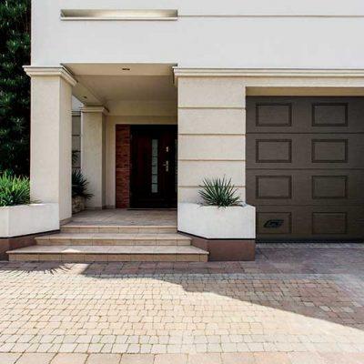 Portoni sezionali residenziali